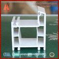 Isolamento térmico e idade endurancing perfis upvc janelas e portas para a construção