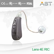 Lenx 4E super power RIC digital hearing aid manufacturer