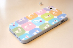 Fashionable cheap prices mobile phone case for iphone5/5S with OEM design