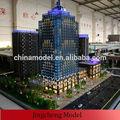 بناء نموذج مصغر/ منزل نموذجي مع نظام ضوئي