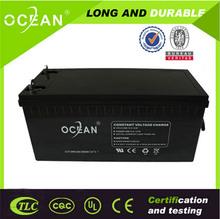China manufacturer Long Life battery Solar Gel battery safe power battery baterie 12v 14ah