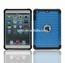 Hot selling diamond triple defender cover for iPad mini/mini 2