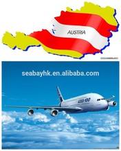 guangzhou air shipping to linz
