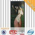 الصور 3d مجانا المرأة عارية صور عارية زخرفة جدارية بلاط الفسيفساء الزجاجية للجدار