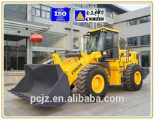 2015 Best Price Most Advanced 5T Wheel Loader ZL50G-II LW958 with Weichai engine/Z rod/AC/Pilot/Meritor Axle