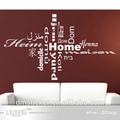 personalizada diseño cálido hogar etiqueta de cotización