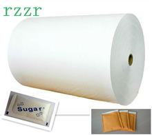 sugar/salt/pepper bag raw material pe laminated paper