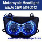 For Kawasaki NINJA 250R 2008-2012 Head Light Motorcycle Wholesale FKAHY009