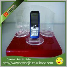 mobile phone wall holder, hand phone holder, phone case card holder
