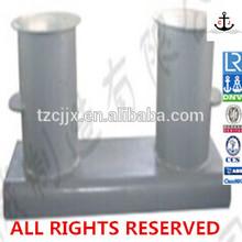 welding JIS F 2001-1990 marine bollard for sale Manufacturer
