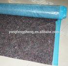 waterproof non-woven fabric felt underlayment