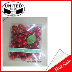 Custom artificial fruit cherries