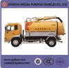 Zynkon High Quality Vacuum Pump Truck