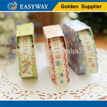 Decorative sticker for sale/Roll sticker tape