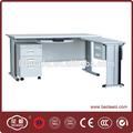 Mdf moderna mueblesdeoficina/nuevo diseño de escritorio de oficina