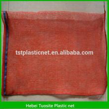 pp leno mesh bag for onion packing