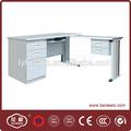 Aço mesa de escritório/mdf mesa de escritório manager/mobiliário de escritório fabricados na china