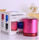 Portable Mini speaker for iphone ipad T-2020