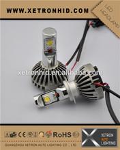 50W 4800LM Led H7 Headlight For Car 3000K 4000K 5000K 5700K