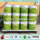 Waterproofing liquid single component water based polyurethane elastomeric roof coating