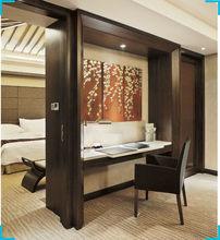 5 Star Modern Wood Furniture Hotel Partition