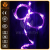 Solar LED stringwire lights with high quality ,Outline decoration for buildings, advertising billboard, signage, Christmas