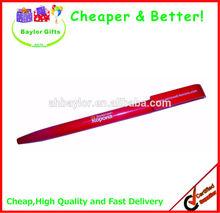 Hot sales Factory price plastic click pen