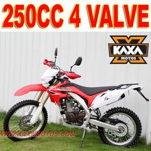 CRF250 4 Valve 250cc Enduro Bike