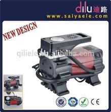 Heavy duty air compressor, DC12V air compressor, Portable car tire inflator, air pump, 12v car air compressor