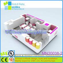 Best selling stylish nail salon furniture, manicure table nail salon furniture/beauty salon