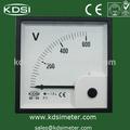 El tamaño de 96*96 medidor de voltaje, metro del panel
