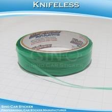 SINO CAR STICKER Car Used Vinyl Wrap Tools Cutting Lines 3M Knifeless