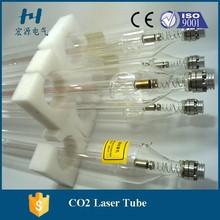 made in China 60w,80w,100w,120w,150w co2 Laser Tubes for cnc machines