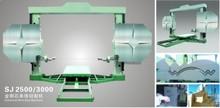 SJ2500 circular stone slab cutting machine