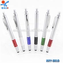 luminous stick touch screen plastic ball pen