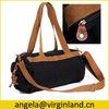 2014 Retro Vintage Durable Canvas Fabric Casual Practical Folding Travel Knapsacks Bag for Men