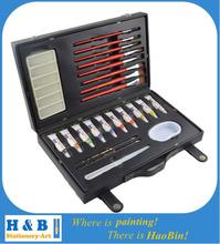 23PC Acrylic Paints Artist paint brush Drawing pencils Painting Palette Palette knife Acrylic art set