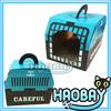 House Corrugated Cardboard Cat Scratcher