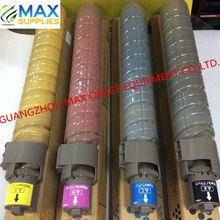 Color toner cartridge for Ricoh MPC4000 5000
