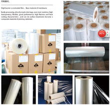 Multi layer food packing High Barrier PA/EVOH/PE Extruded Film