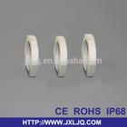 nylon insert lock nut white