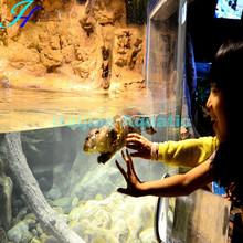 Haijing Acrylic Aquarium Mini Plastic Fish Tank