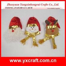 Christmas decoration ZY14Y258-1-2-3 24CM standing santa