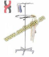OEM umbrella display stand / metal flooring umberlla display holder rack