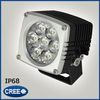 36w car led work light New design IP68 30W Cree LED work light for 4*4 driving/truck/heavy duty tool/tractor