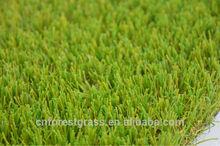 Fantastic 4 color U-shape PE monofilament landscape/garden synthetic grass