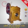 wpdks caja de engranajes de transmisión del engranaje de gusano reductor de velocidad del gusano cajas de cambios