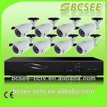 Low Price 8CH Kit CCTV surveillance camera dvr System