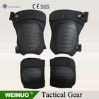 Professional Security Knee shin pad for Police /Army / Tactical /Anti Riot Elbow and Knee Pads
