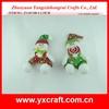 Christmas stuffed toy ZY14Y350-1-2 19CM santa claus bag